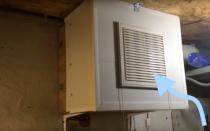 Снова о вентиляции в гараже: вытяжка и ее расчет