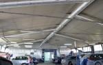 Обустройство вентиляции в автомастерской и СТО