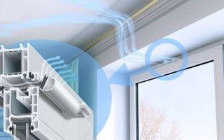 Вентиляция в квартире при установке пластиковых окон