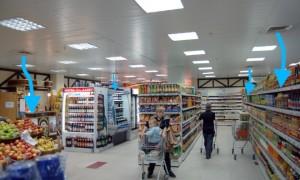 Немного о вентиляции в магазинах и торговых центрах