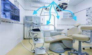 Особенности вентиляции в медицинских учреждениях