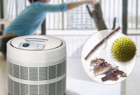 Мойка воздуха - здоровый микроклимат помещения