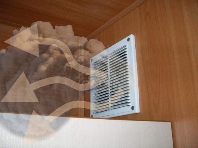 Дует из вентиляции - проблема многих жильцов многоэтажек