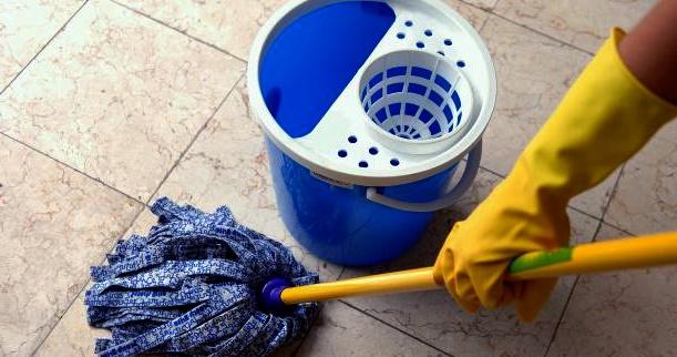 Влажная уборка повышает уровень влажности в комнате