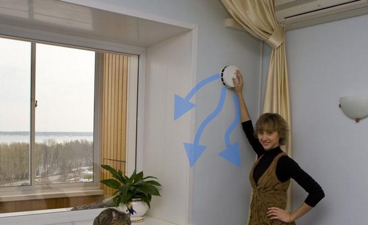 Приточная установка в квартире