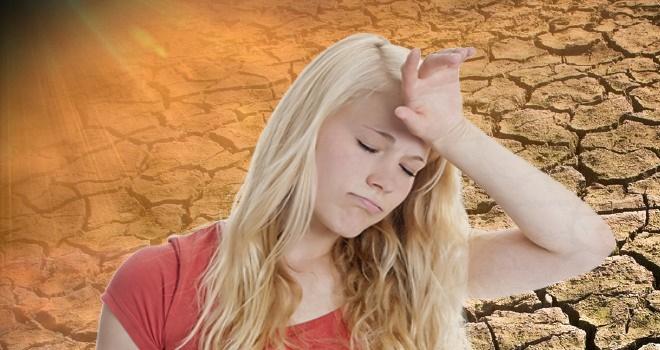 Низкая влажность способствует головным болям