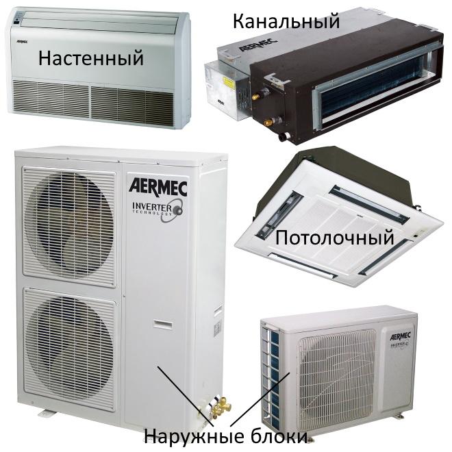 Разновидности промышленных охлаждающих систем
